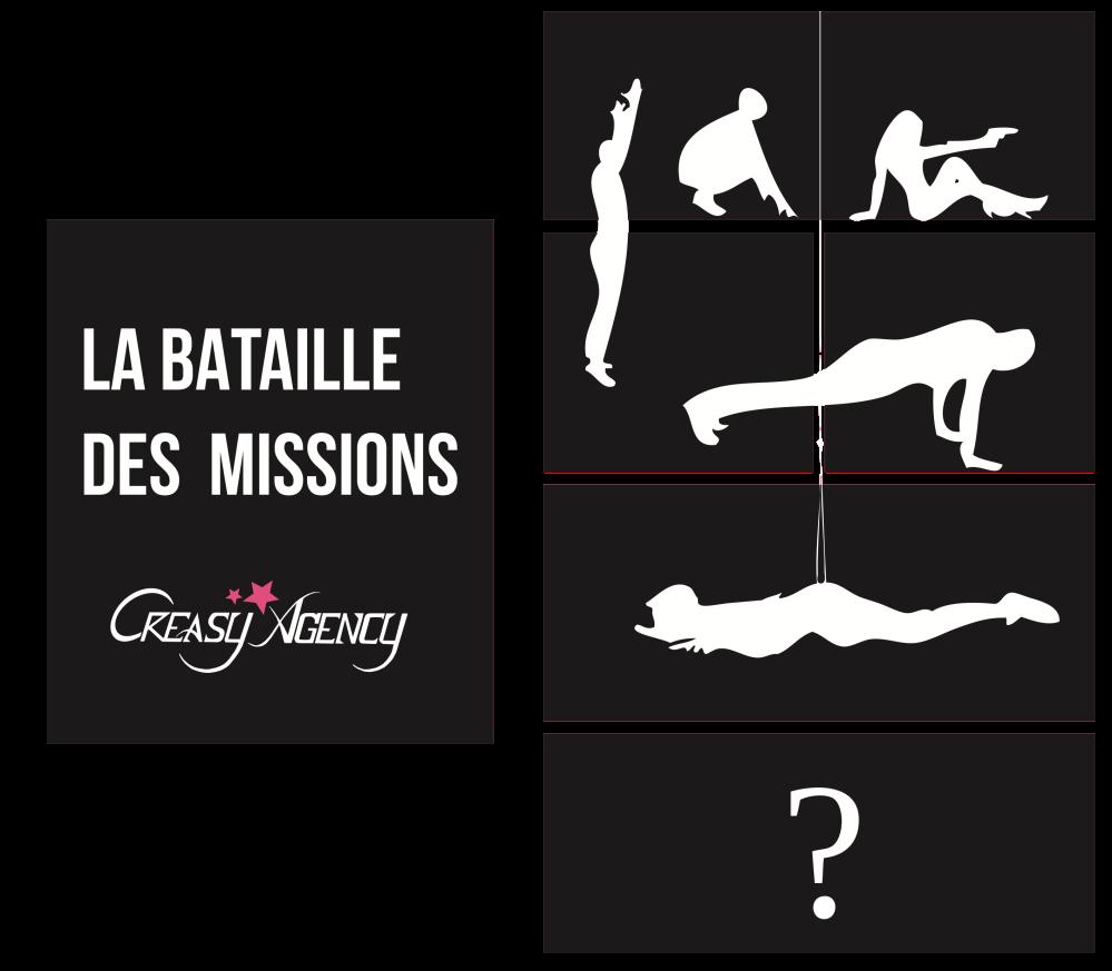 BATAILLE DE MISSION BV