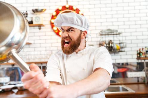 chef fou