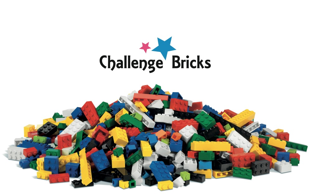 VISUEL CHALLENGE BRICKS